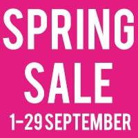 Olivelli Spring Sale