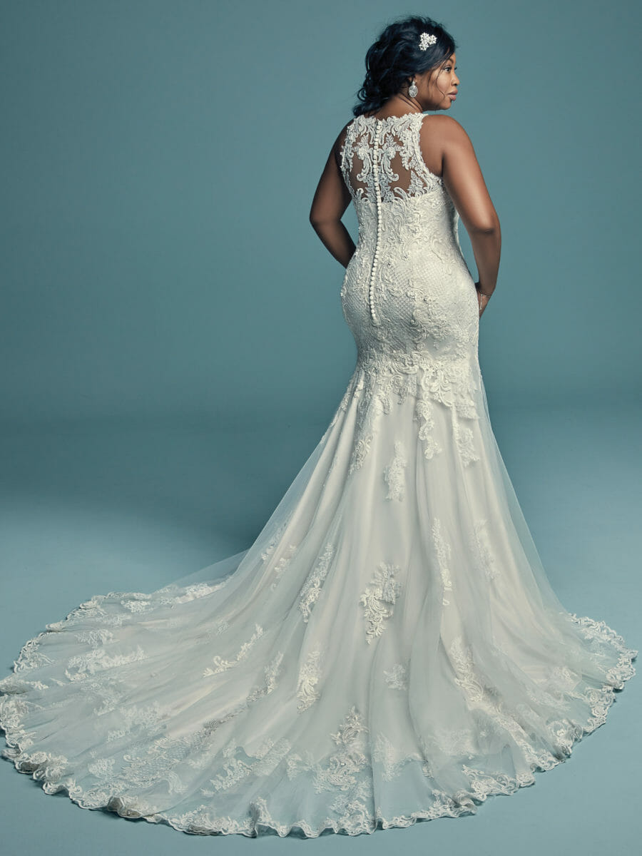 Maggie Sottero Kendall Lynette Olivelli