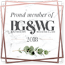 Proud member of Wedding Guide